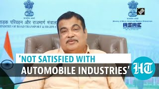 'I urge automobile industry to manufacture flex-fuel engines': Nitin Gadkari
