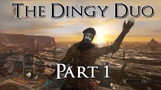 Dark Souls 2 Co-op: The Dingy Duo - Part 1