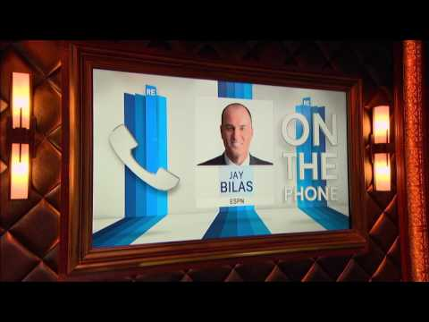 ESPN College Basketball Analyst Jay Bilas Talks NCAA March Madness - 3/17/17