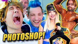 Sorry Bibi (Photoshopping Youtubers) | Julien Bam