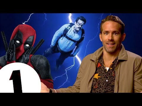 Ryan Reynolds on Deadpool spin-off 'Deadpool 3: Absolutely Peter' | CONTAINS STRONG LANGUAGE
