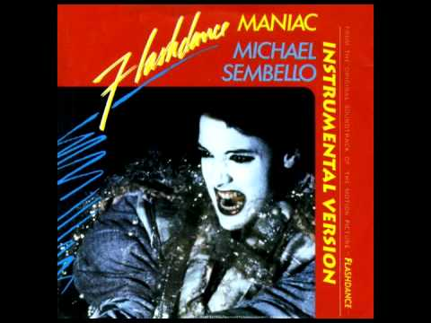 Maniac (Instrumental Version)
