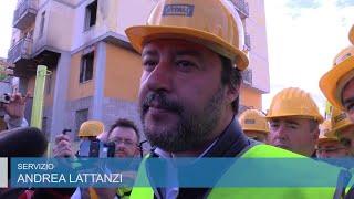 """Chiusura pagine Facebook pro-Lega, Salvini: """"Le fake news le scrivono i giornali"""""""