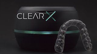 ClearX 4D Dynamic Aligners are activated once every week 💡