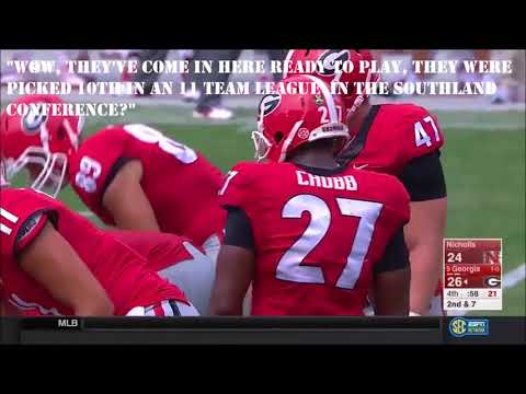 Nicholls State Football 2017 Hype Video