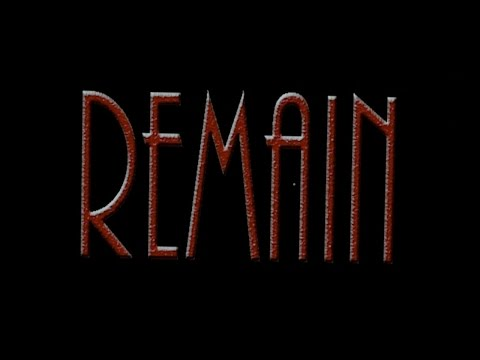 Remain - Oh wow, this was bad, Indie Horror Game Walkthrough / Gameplay