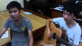 Cover guitar Nắm chặt tay anh nhé
