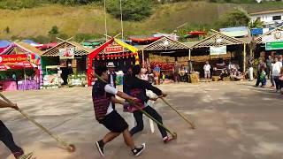 วิ่งดันล้อ wawee tea festival THAILAND