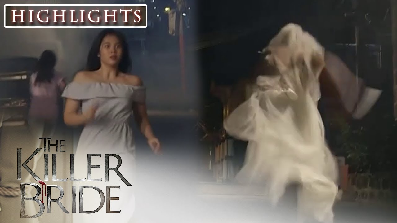 Emma chases the killer bride | TKB