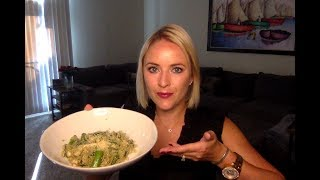 Quick & Easy Recipe | Pesto Chicken Quinoa