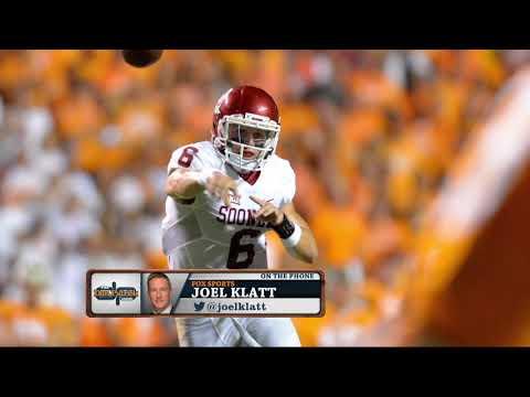 FOX Sports' Joel Klatt on Baker Mayfield's Rise & NFL Adopting College Concepts   Dan Patrick Show