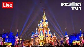 🔴Live: Disney's Magic Kingdom in 1080p - Walt Disney World Live Stream - 3-26-19