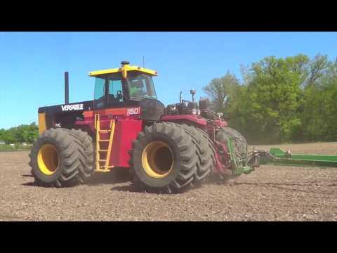 Best of Versatile Tractors 2016