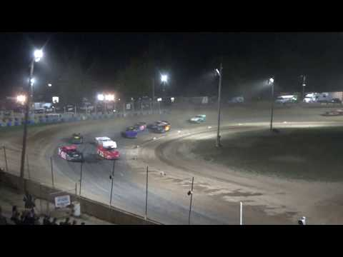 Pro Stock Heat Race #2 at Crystal Motor Speedway, Michigan, on 09-16-2017!