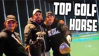 Top Golf HORSE Challenge | GM GOLF