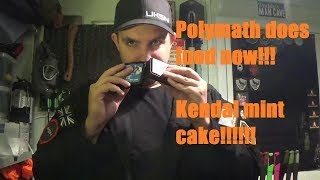 Kendal mint cake with a twist! (Polymath Products)