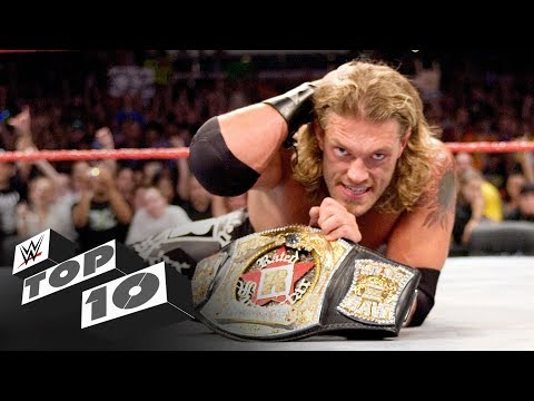 Personalized Championships: WWE Top 10, Dec. 4, 2019