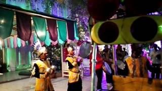Aaj mere yaar ki shadi hai song by sargam brass band hyd saidabad 9848850176