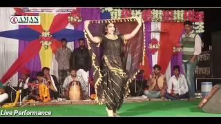 Chunri Jaipur ki gajban Pani Ne Chali = Aman music = Gori Nagori dance = Sapna Chaudhari 2019
