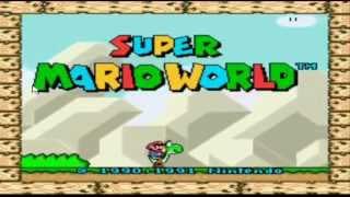 Nostalgia Super Nintendo Tutorial Emulador 2014