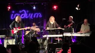 Albert Lee & Cindy Cashdollar - Runaway Train - Iridium, NYC - 8.18.15