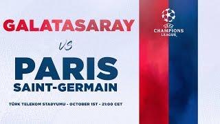 TEASER GALATASARAY vs PARIS SAINT-GERMAIN