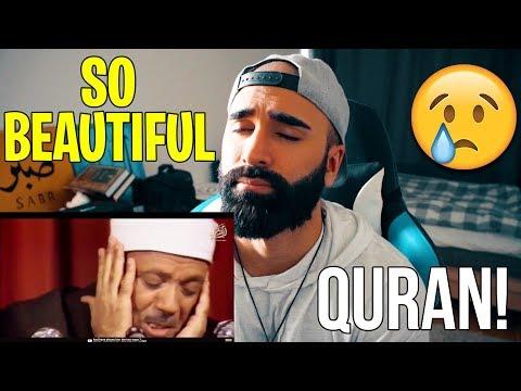 Reaksi Orang Denmark - Pada Permbacaan Quran Terbaik Sheikh Abdul Basit