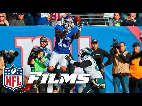 Eli Manning & Odell Beckham Pick on Eagles CB Leodis McKelvin | NFL Turning Point | NFL Films