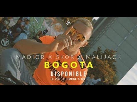 Madior & Skor feat. Malijack - Bogota [ Prod by Dj Spadja ]