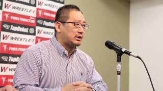 5月5日高木三四郎CEO就任会見