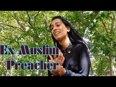 Smart Ex Sunni Muslim Preacher girl...clip 1 of 8 @ Hyde Park , London