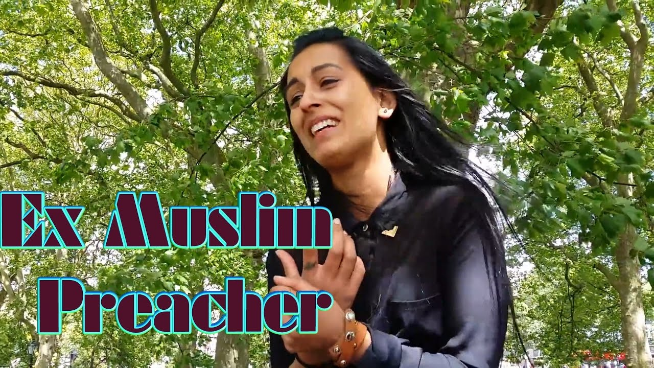 Ex muslim young Preacher...God's Love...Hyde Park , London: Part 1/2