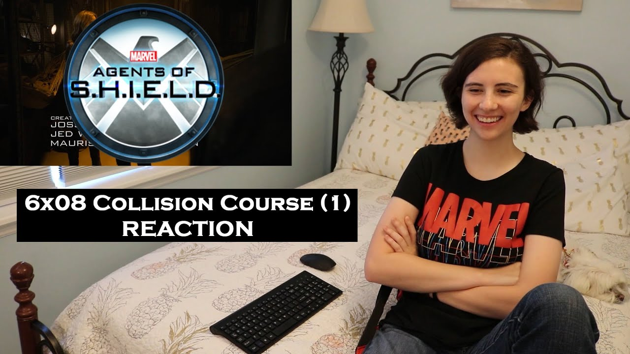 Download Agents of SHIELD 6x08 - Collision Course (1) REACTION