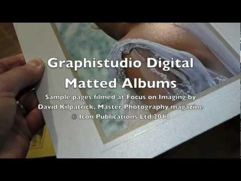 Graphistudio Digital Matted Albums 1080p