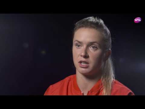 Elina Svitolina | 2017 Rogers Cup Pre-Tournament Interview