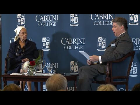 Civil Rights Pioneer Gloria Richardson at Cabrini College