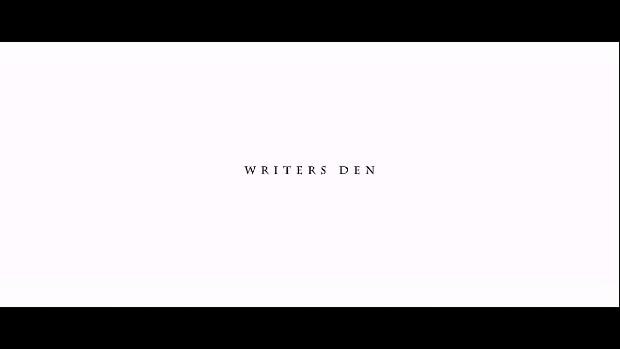 Writers Den | Solent Film Students Short Film