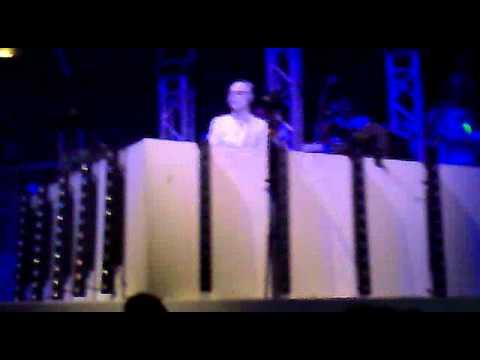 Sensation White Prague 28/5/2011 Intro with Mr White