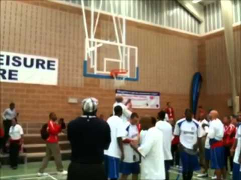 Bermuda Mens Basketball Team, 2011 Island Games