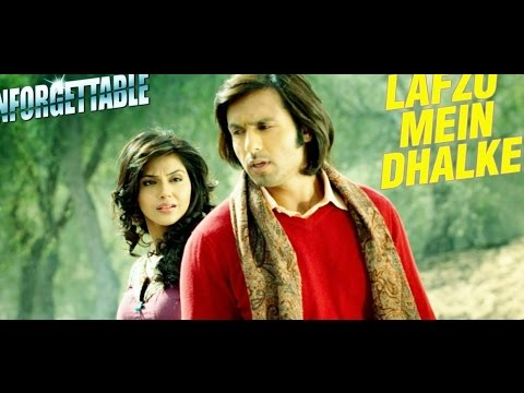 Lafzon Mein Dhalke I Official Video Song 2014 HD Unforgettable 2014 Movie