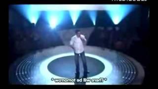 "Danny Gokey's Performance of Mariah Carey's ""Hero"" On American Idol - Season 8"