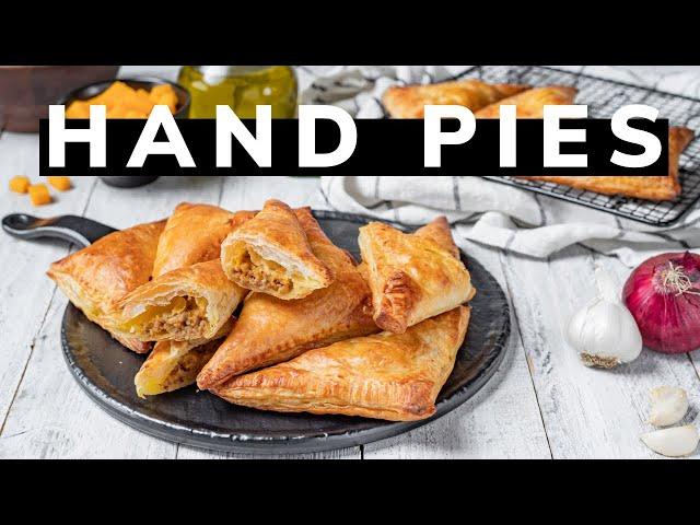 Hand Pies con Sonia Peronaci