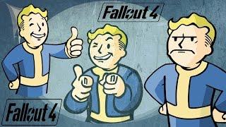 Все Пупсы Волт-Бои в Fallout 4