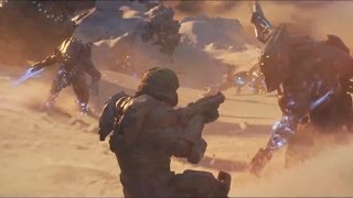 Halo 5 Intro Trailer - Halo 5 Guardians Intro Cutscene 1080 HD