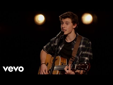 Shawn Mendes - Something Big - Vevo dscvr (Live)
