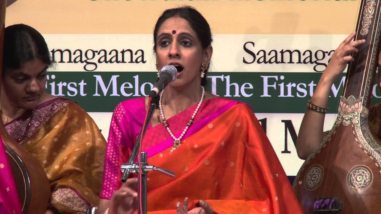 2016 - Carnatic Vocal Duet by Ranjani Gayathri - Excerpt