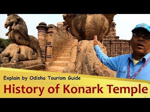 History of Konark Sun Temple | Explain by Odisha Tourism Guide