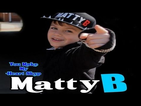 MattyB CD - You Make My Heart Skip