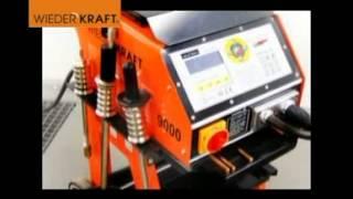 видео WIEDERKRAFT WDK-7000 Споттер многофункциональный