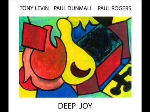 TONY LEVIN / PAUL DUNMALL / PAUL ROGERS - DEEP JOY (DISC C)  (DLE041)